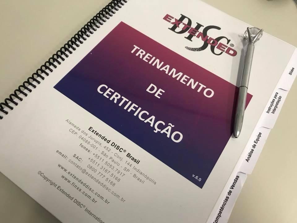 Treinamento Extended DISC® - Apostila Vanusa Cardoso