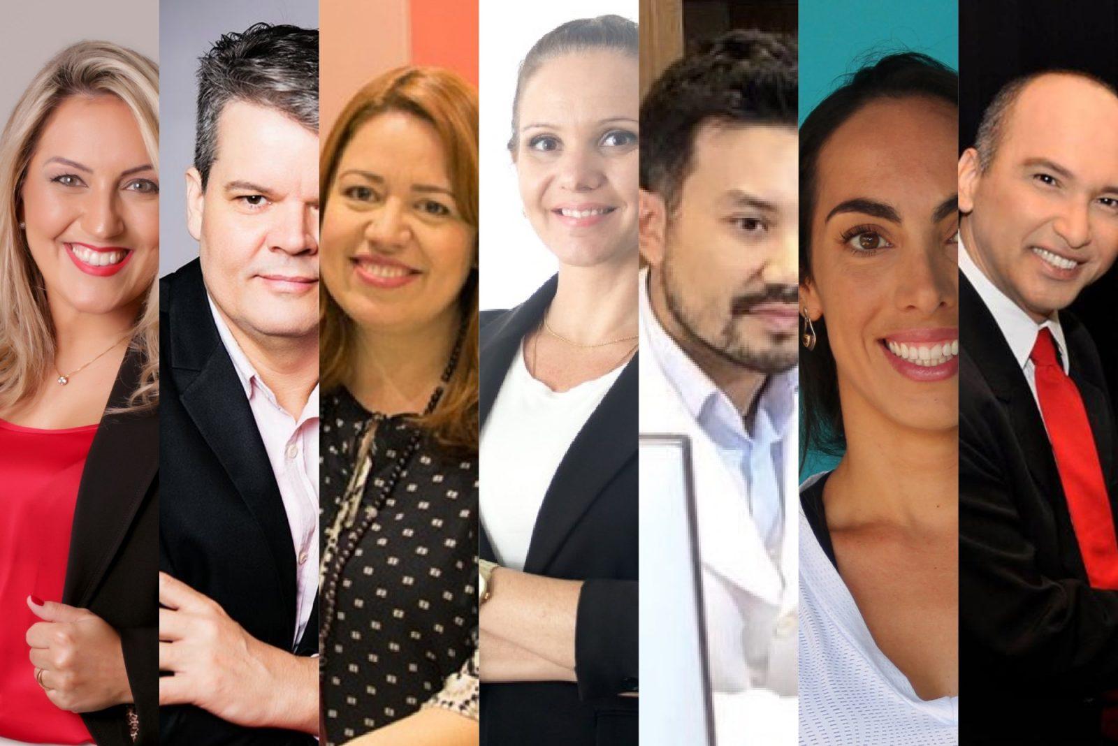 7 especialistas juntos, um único objetivo: Líder Pleno